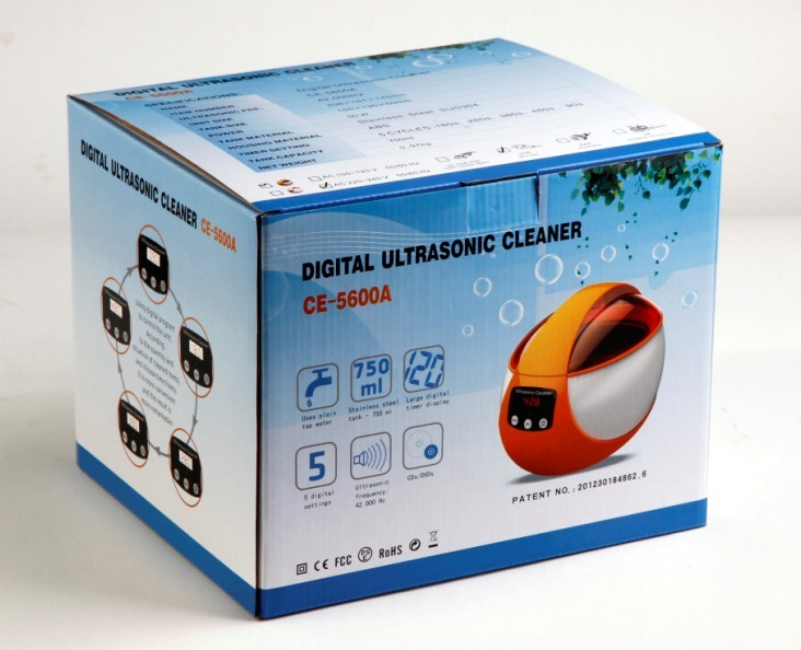 0.75L Digital Ultrasonic Cleaner