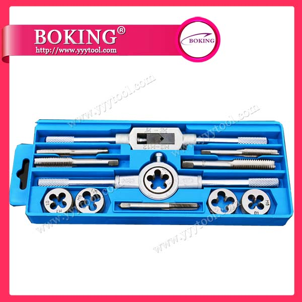 Tap and Die set of 12pcs