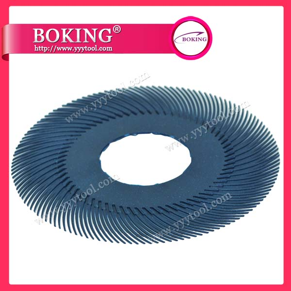 150mm Radial Bristle Brush