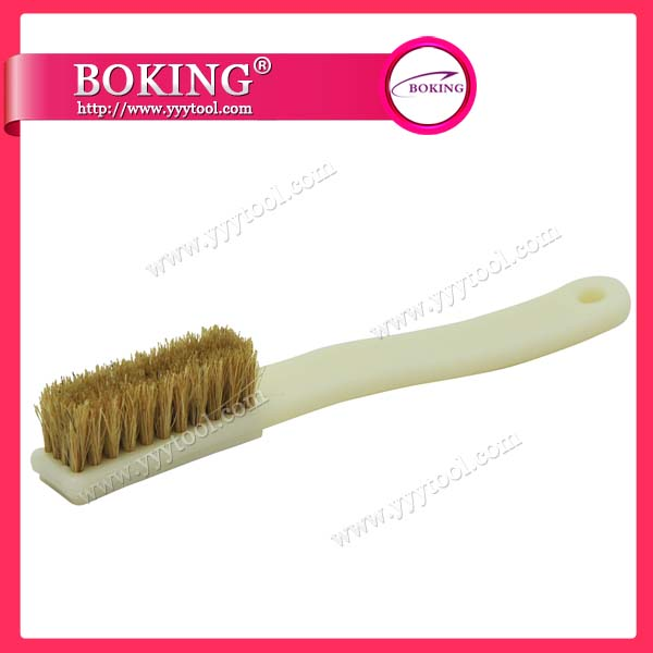 White Bristle Brush