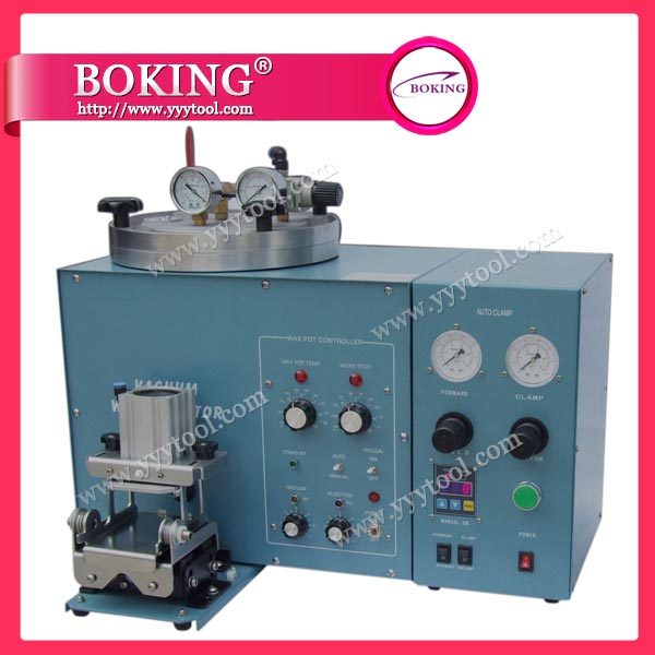 Automatic Vacuum Wax Injector