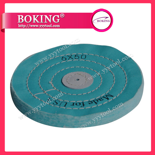 Blue Buffing Wheel