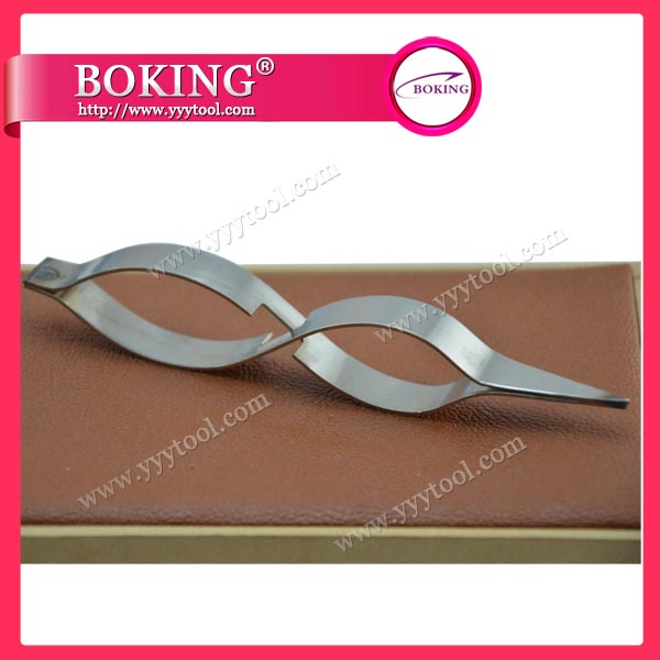 Cross Locking Tweezers