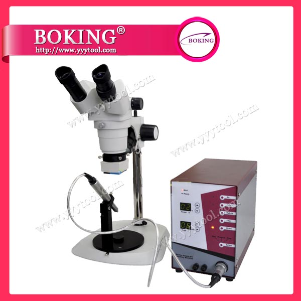 Dental and Jewelry Argon Spot Welder