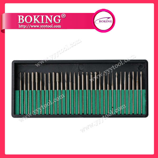 Diamond Burs Set of 30 PCS