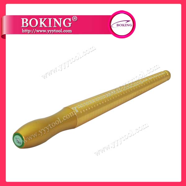 HK Ring Size Measuring Stick
