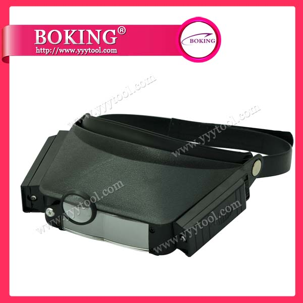 Double lens Head-wearing Type Magnifier