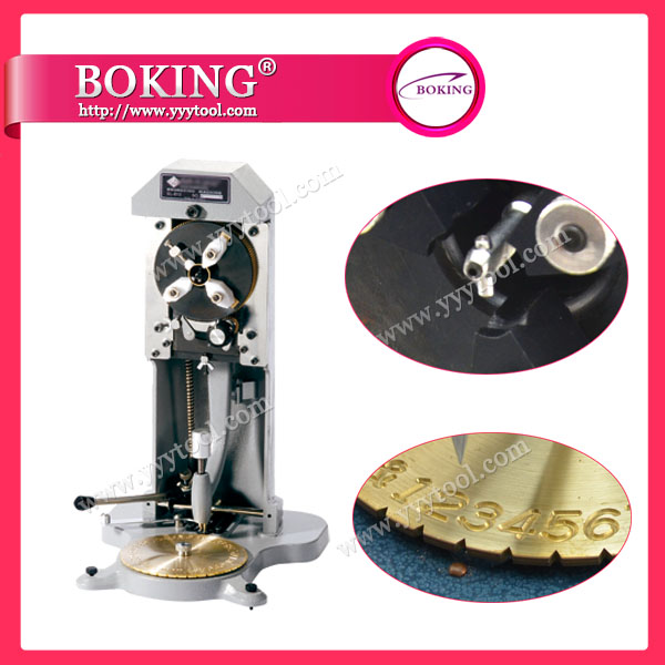 Inside Ring Engraving Machine
