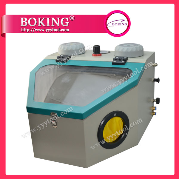Dry Sandblaster Machine For Jewelry