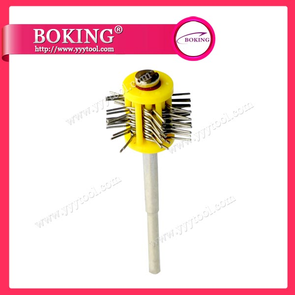 Mounted Matt Wire Brush