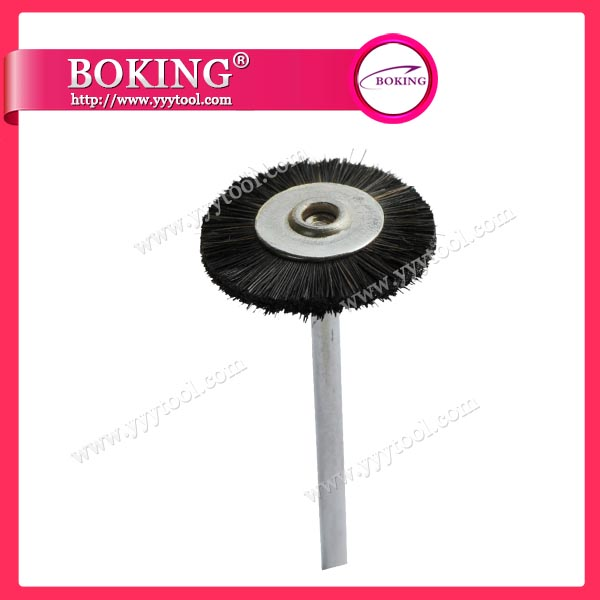 Mounted Bristel Wheel Brush