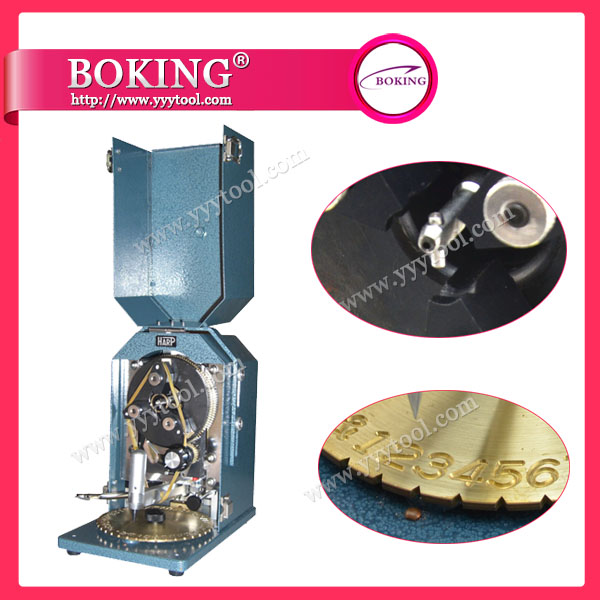 NEW STYLE Inside Ring Engraving Machine