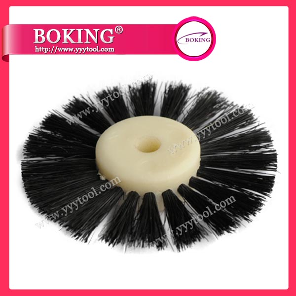 Moulded Plastic Centre 1 Row Brush