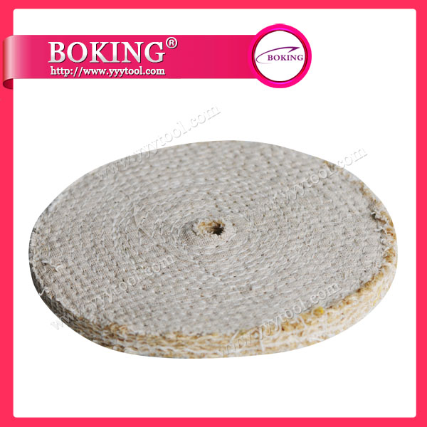 Sisal Buff Wheel