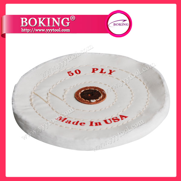 White Buffing Wheel